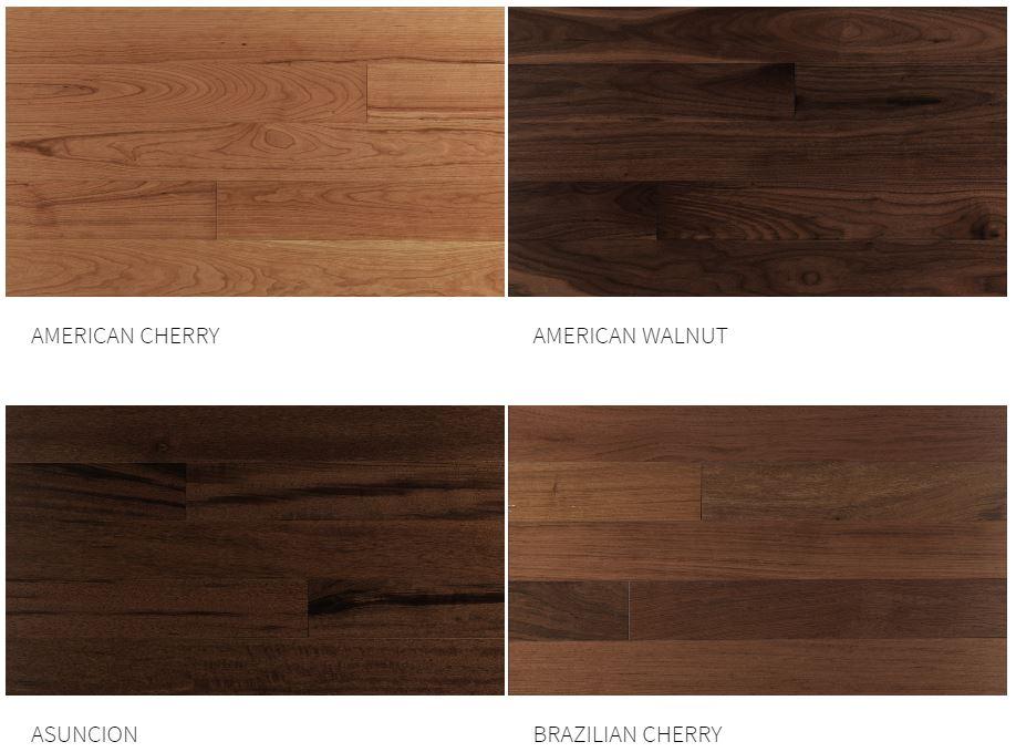 Chestnut Flooring Mercier Wood Flooring Brand
