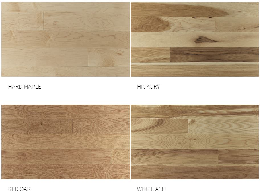 Chestnut Flooring Mercier Wood Flooring Brand