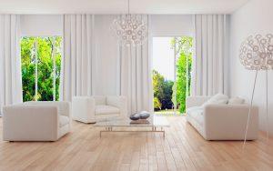 How is Vaughan vinyl flooring installed