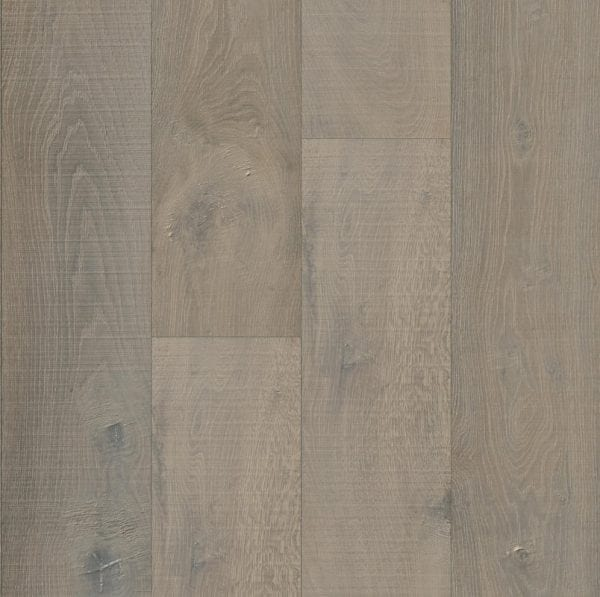 European Oak - Engineered Hardwood - Vintage Reclaimed with Random Saw Cuts - CF1011424 - Product Sample