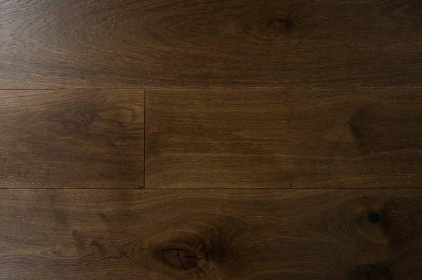 French Oak - Engineered Hardwood - Wire Brushed - CF1011523 - Product Sample