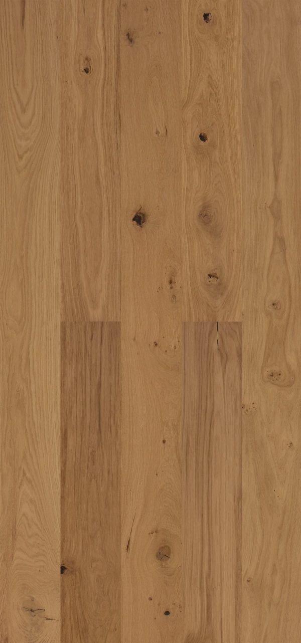 European Oak - Engineered Hardwood - Wire Brushed - CF1021728 - Product Sample