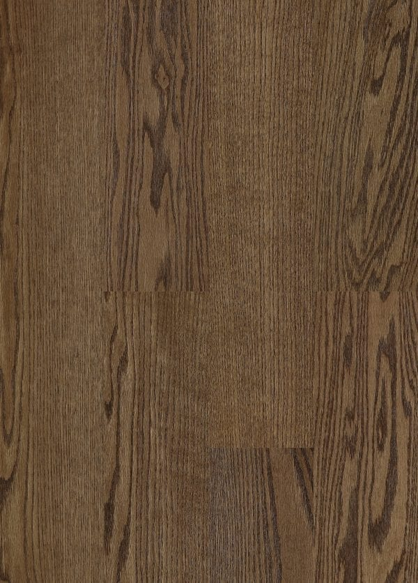 Red Oak - Engineered Hardwood - Wirebrushed or Handscraped - CF1021841 - Product Sample