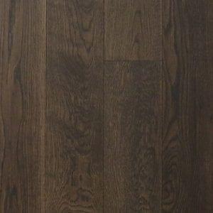 European White Oak - Engineered Hardwood - Lightly Wire Brushed - CF1032126 - Product Sample