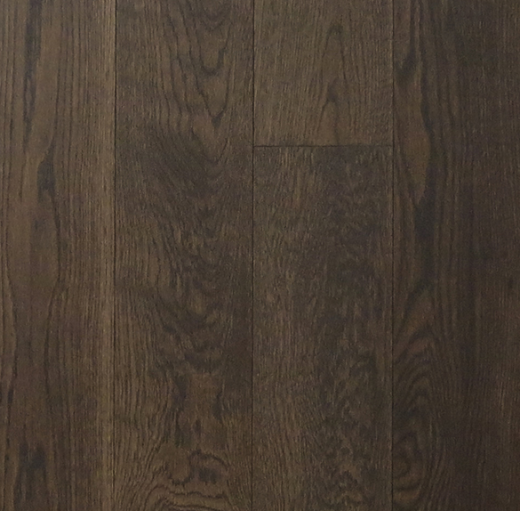 European White Oak - Engineered Hardwood - Lightly Wire Brushed - CF1032126 - Product Sample