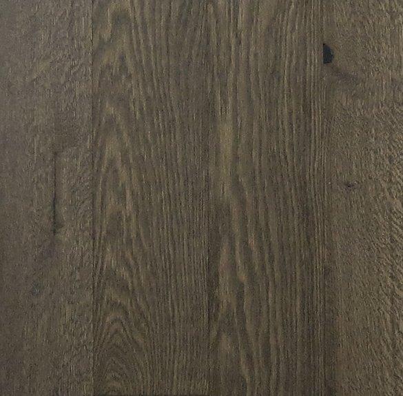 European White Oak - Engineered Hardwood - Lightly Wire Brushed - CF1032128 - Product Sample