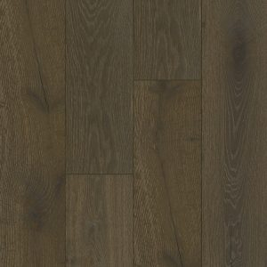 European Oak - Engineered Hardwood - Hand Crafted, Light Sculpted and Wire Brushed - CF1011421