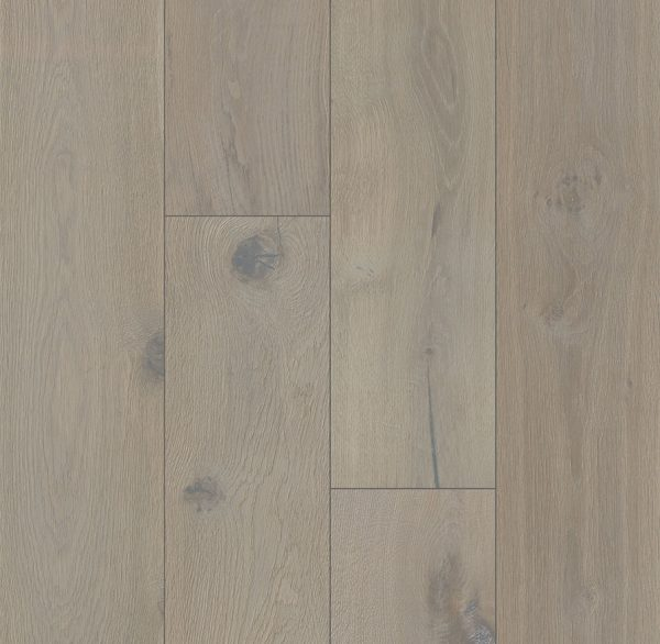 European Oak - Engineered Hardwood - Hand Crafted, Light Sculpted and Wire Brushed - CF1011425