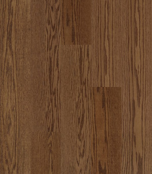 Red Oak - Engineered Hardwood - Wirebrushed or Handscraped - CF1021838