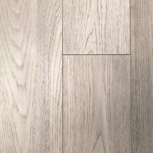 European White Oak - Engineered Hardwood - Lightly Wire Brushed - CF1031923
