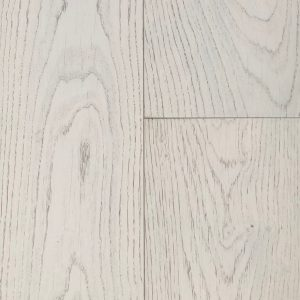 European White Oak - Engineered Hardwood - Lightly Wire Brushed - CF1032022