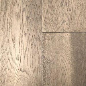 European White Oak - Engineered Hardwood - Lightly Wire Brushed - CF1032025