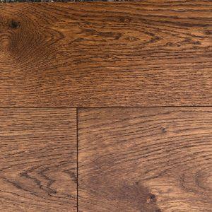 European White Oak - Engineered Hardwood - Lightly Wire Brushed - CF1032124