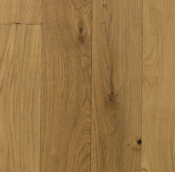 European White Oak - Engineered Hardwood - Lightly Wire Brushed - CF1032127